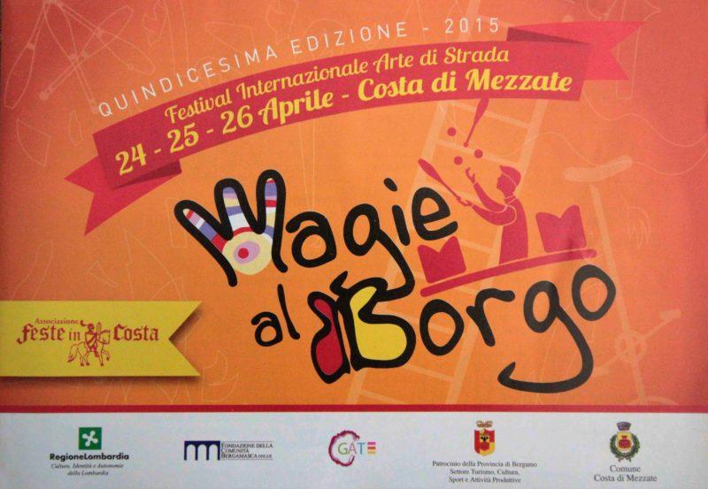 Magie al Borgo 2015