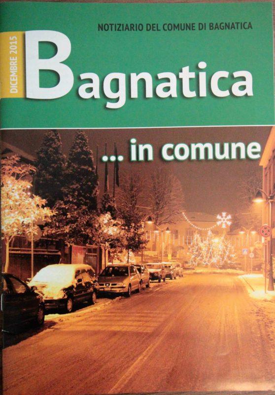 Notiziario Bagnatica Dicembre 2015