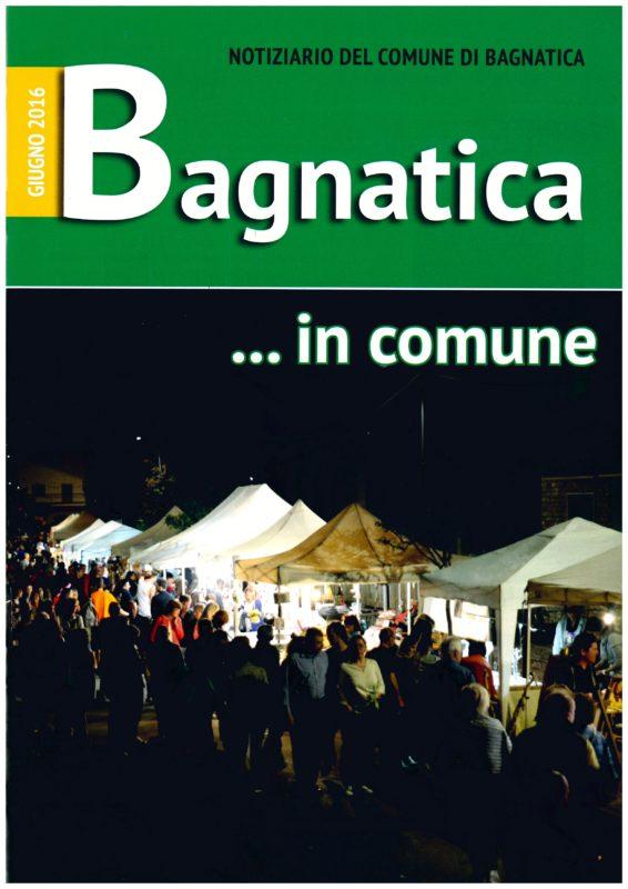 Notiziario Bagnatica Giugno 2016