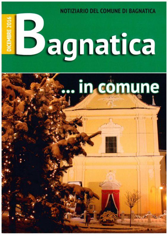 Notiziario Bagnatica Dicembre 2016