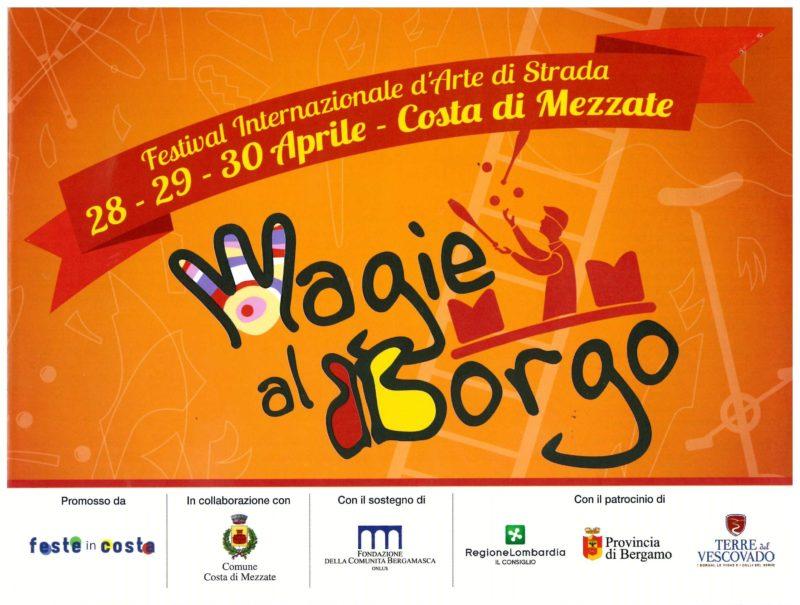 Magie al Borgo 2017