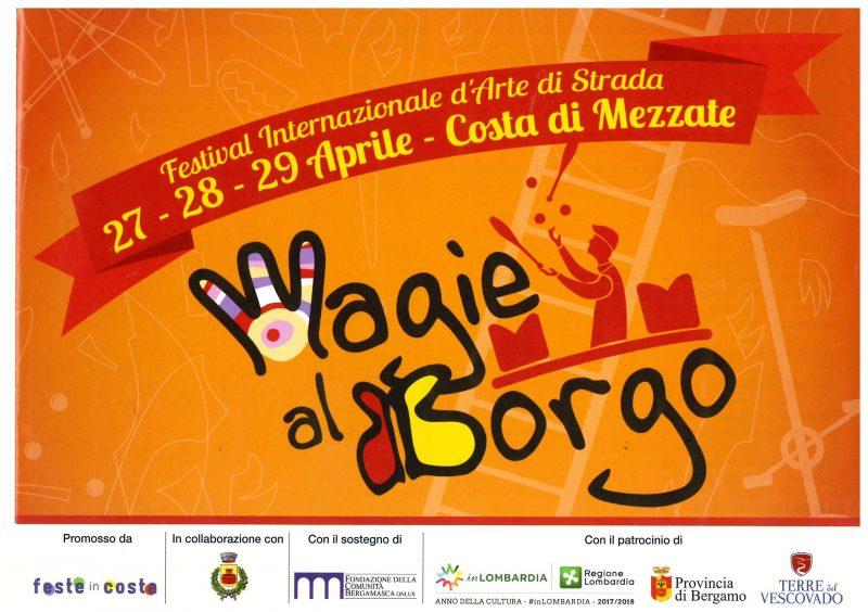 Magie al Borgo 2018