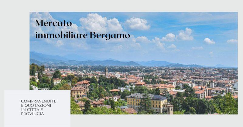 Mercato immobiliare Bergamo, compravendite e quotazioni in città e provincia